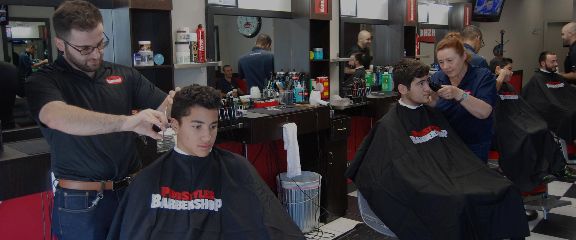 Phoenix Barber Shop Straight Razor Shave Glendale Location